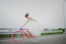 Bikes / Pink bikes etc