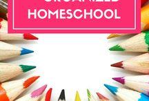 Organize Your Home & Homeschool