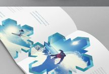 Annual Reports & Layout Inspiration