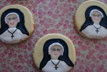 Cookies Anjos e Santos