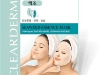 Clearderm Face Mask Sheets / CLEARDERM is a Korean brand name of face mask sheets that helps to clarify complexion. Natural moisturizers and fresh ingredients penetrate deeply into the skin to help increase and maintain your facial elasticity and remove impurities.  Your skin and complexion will remain crystal clear, fresh, smooth, revitalized and moisturized.