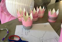 Jades princess party / 4 year old girls party