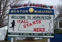 2012 Boston Marathon / Enjoy great attractions along the route of the 2012 Boston Marathon