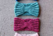 Knitted Headbands and Accessories