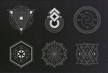 Geometric Tattoo / Geometric and minimalist tattoos by famous and fabulous tattoo artists from all over the world.