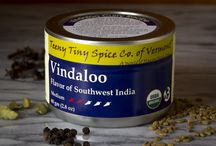 TTS Co. - Vindaloo / Vindaloo is the Goan people's Southwest Indian interpretation of a traditional Portuguese wine and meat dish.  The heat of our Vindaloo is brief and pleasant without burning, followed by spice, salt and sweet.  Combine with wine, coconut milk, broth or water and a bit of vinegar in making a traditional vindaloo curry.  We also use it as a dry rub on grilled and pan fried meats and tofu, and mixed in to ground meats.