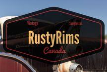 www.rustyrimscanada.etsy.com / Vintage sunglasses