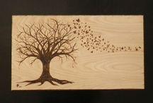pyrograpy-wood burning