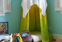 Ideas for the kids room / by Nora Putnam