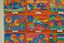 Grade 7 Art Ideas