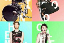 5SOS / by Leah Thompson
