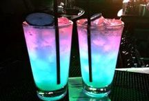 Snazzy cocktails