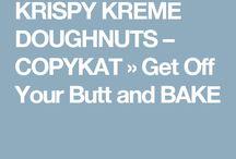 doughnuts...mmmmm