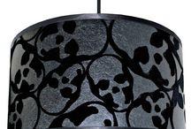 Wallpaper Lampshades
