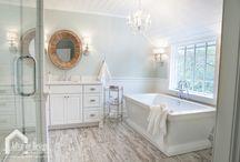 Bathrooms by Advance Design Studio