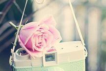 Vintage fotoaparáty
