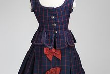 Girl's Clothing: Victorian