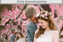 5D DIY CUSTOM DIAMOND PAINTING