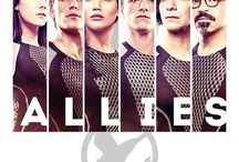 Hunger Games❤ / by Laura Castro