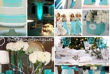 tiffany/teal/mint