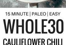 Whole30 Dinner Recipes / Whole30 Dinner Recipes and Meal Ideas