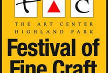 The Art Center's Festival of Fine Craft / The Art Center's Festival of Fine Craft Highland Park, Illinois | Jun 25 – Jun 26, 2014