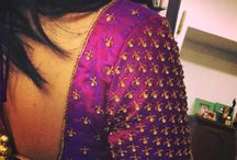 pattu blouse designs