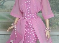 Dolls and Patterns for Clothes and Shoes