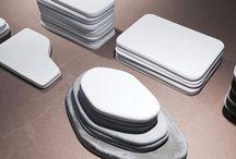 Concrete plates/platters