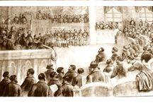 Romania acum un secol / Cum traiau romanii, cu un veac in urma. Istorii si legende, mituri si adevaruri. Marturii din presa vremii. http://www.antenasatelor.ro