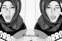 Preetycool with Hijab