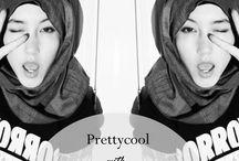 Preetycool with Hijab