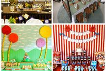 Storybook birthday party