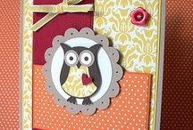 Owl Cards/Punch