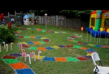 Conroy's 5th Candy Land Party