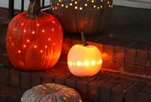 halloween+thanksgiving decor / by maggie jones // xo