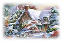Christmas / by Billie Stinson