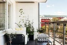 Inspiration Balkon