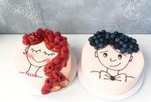 Cake keren