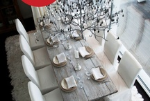 Pin to Win Your Holiday Dining Room from Overstock.com / by brian e.