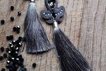 Earrings by Libellule