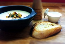 Food - Soup / by Tracey Gould