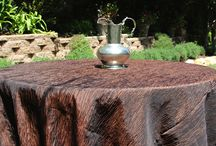 Oval Tablecloths for Special Events and Weddings / Oval tablecloths in 24 premium fabrics including Havana Linen, Spandex Covers, Spun Polyester, Stripe Patterned, etc. with plenty of vivid colors to choose from. Wow your guests and clients with our high-quality linens for your next event or party.