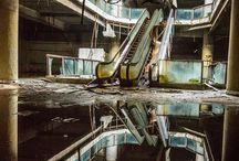 empty malls