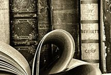 book heart  / Книжные и библиотечные валентинки