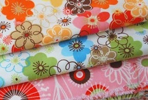 Fabric I love / by Mamie Noll
