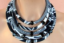 Afro -necklace