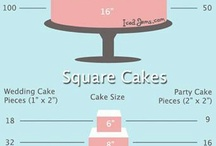 Cakes and baking ideas / Baking and ideas