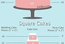 Wedding-Cake—2 / Torten