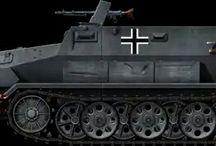 WW2 - SDKFZ 251/1